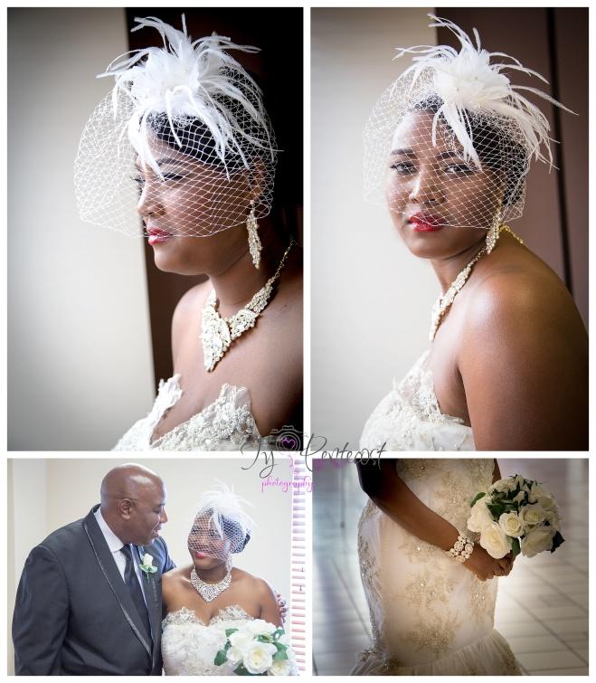 Bridal-birdcage