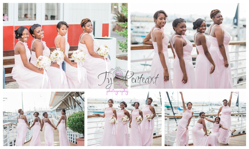 bridesmaids jack london square