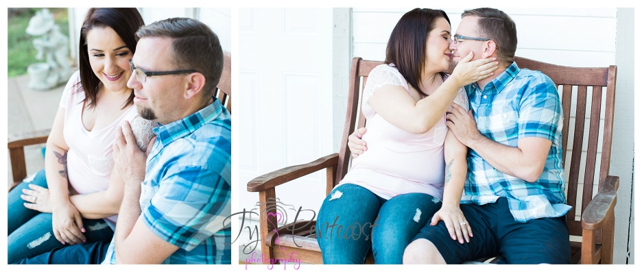 CA Auburn Engagement Pictures