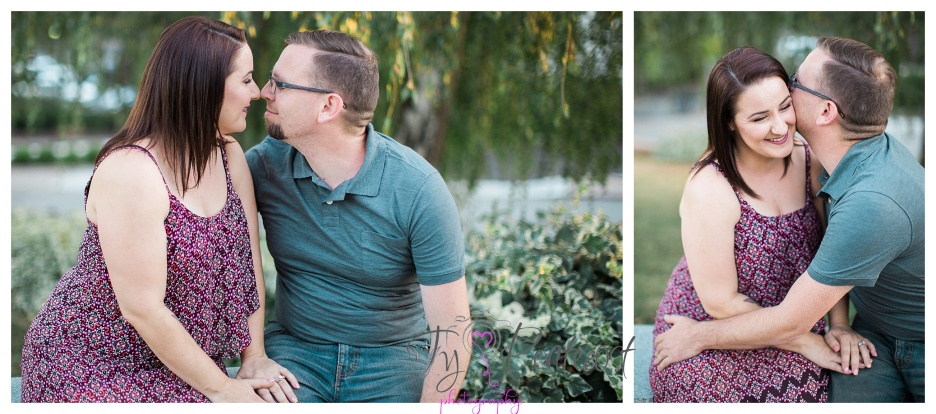 Downtown Auburn CA Engagement Pictures