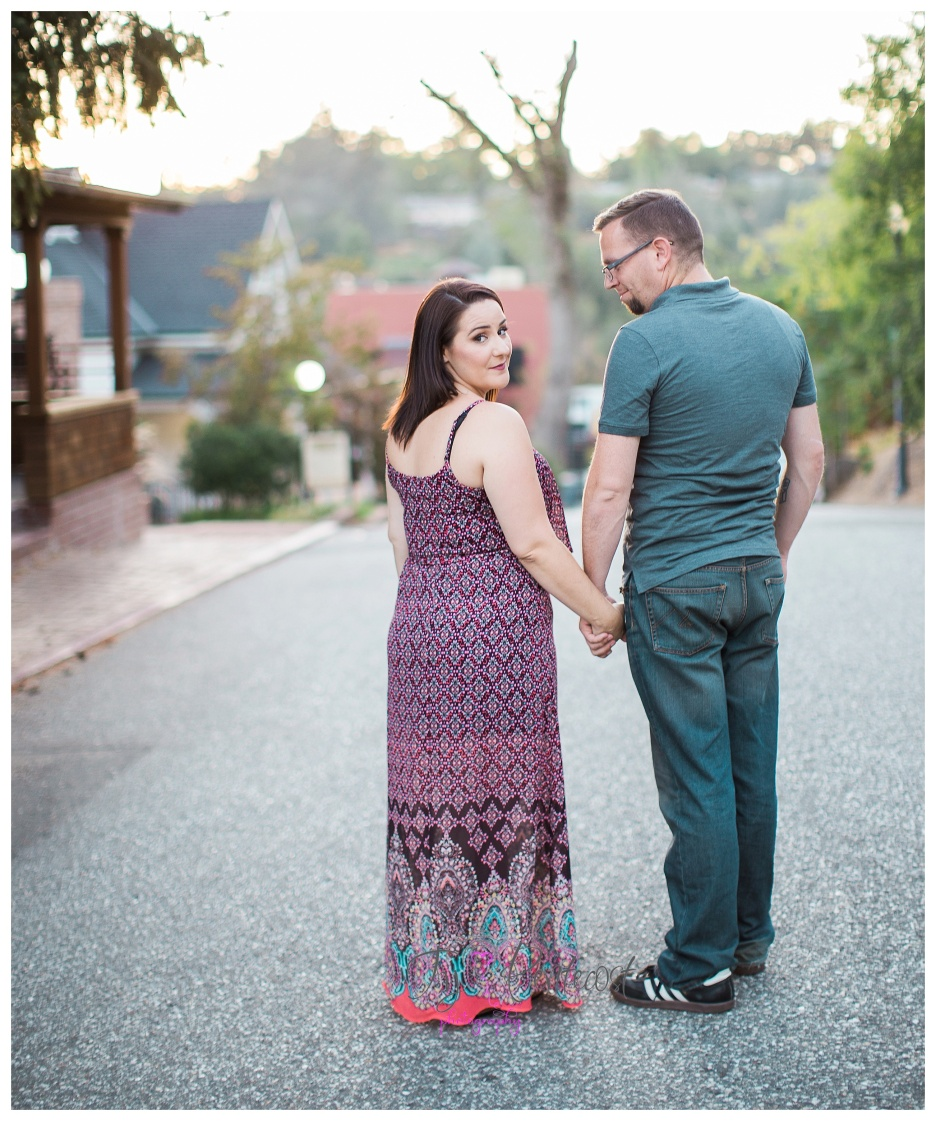 Downtown Engagement Pictures